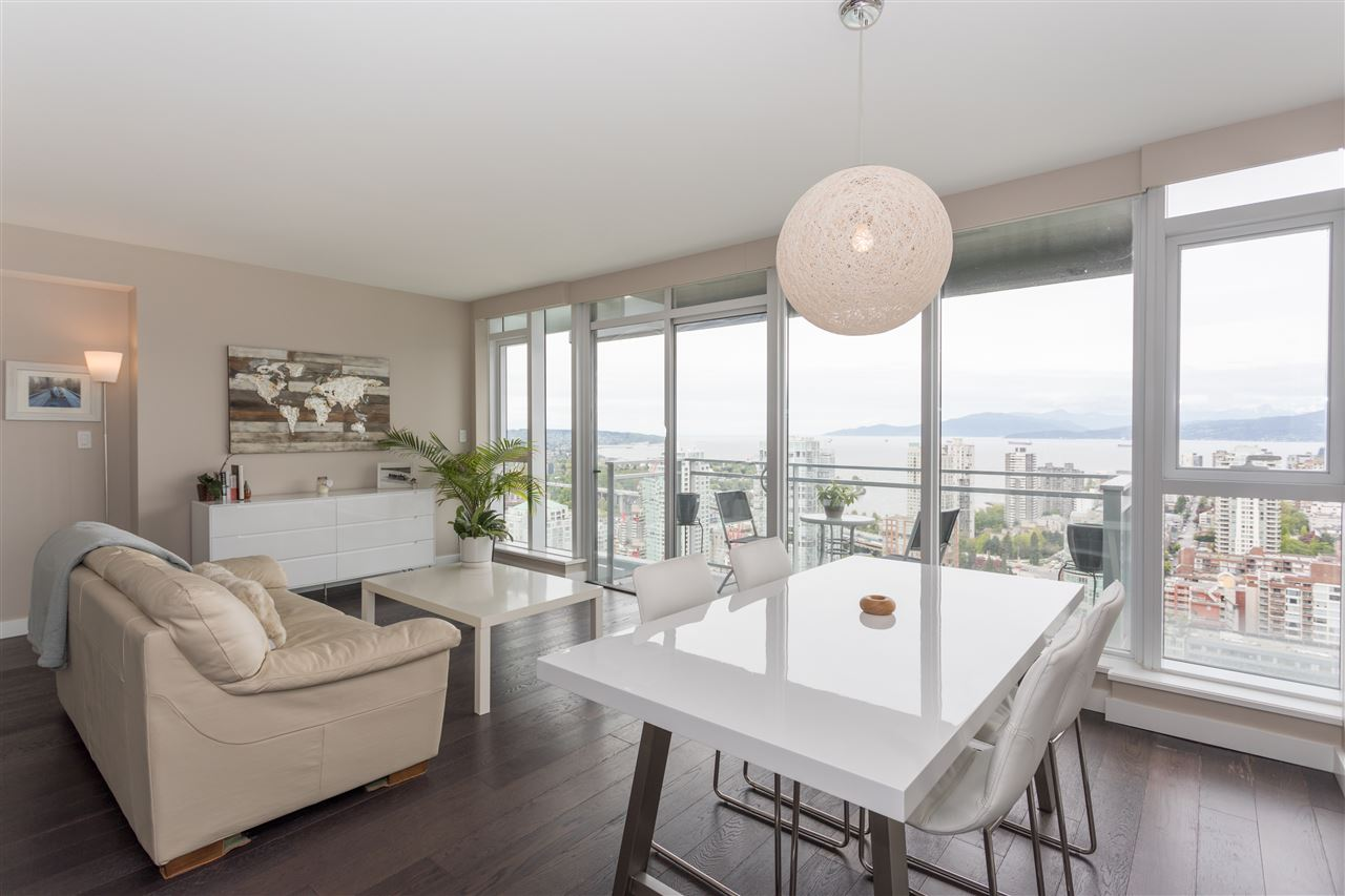 Condo Apartment at 3802 1372 SEYMOUR STREET, Unit 3802, Vancouver West, British Columbia. Image 4