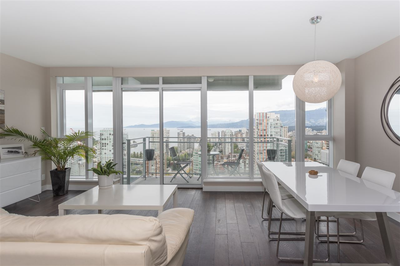 Condo Apartment at 3802 1372 SEYMOUR STREET, Unit 3802, Vancouver West, British Columbia. Image 5