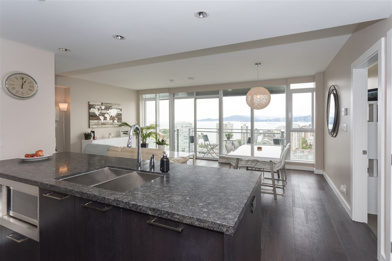 Condo Apartment at 3802 1372 SEYMOUR STREET, Unit 3802, Vancouver West, British Columbia. Image 6