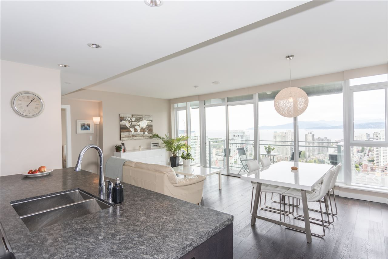 Condo Apartment at 3802 1372 SEYMOUR STREET, Unit 3802, Vancouver West, British Columbia. Image 7