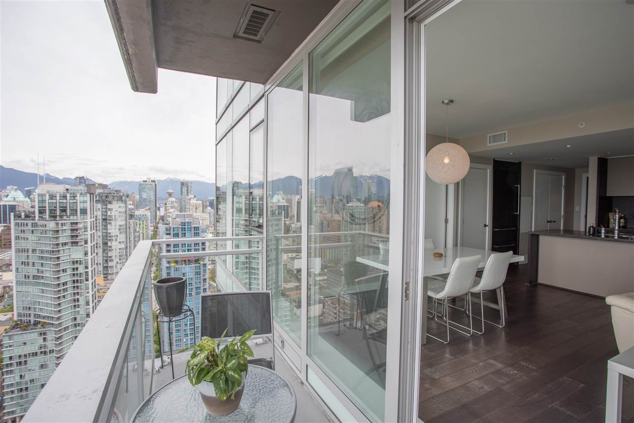 Condo Apartment at 3802 1372 SEYMOUR STREET, Unit 3802, Vancouver West, British Columbia. Image 16