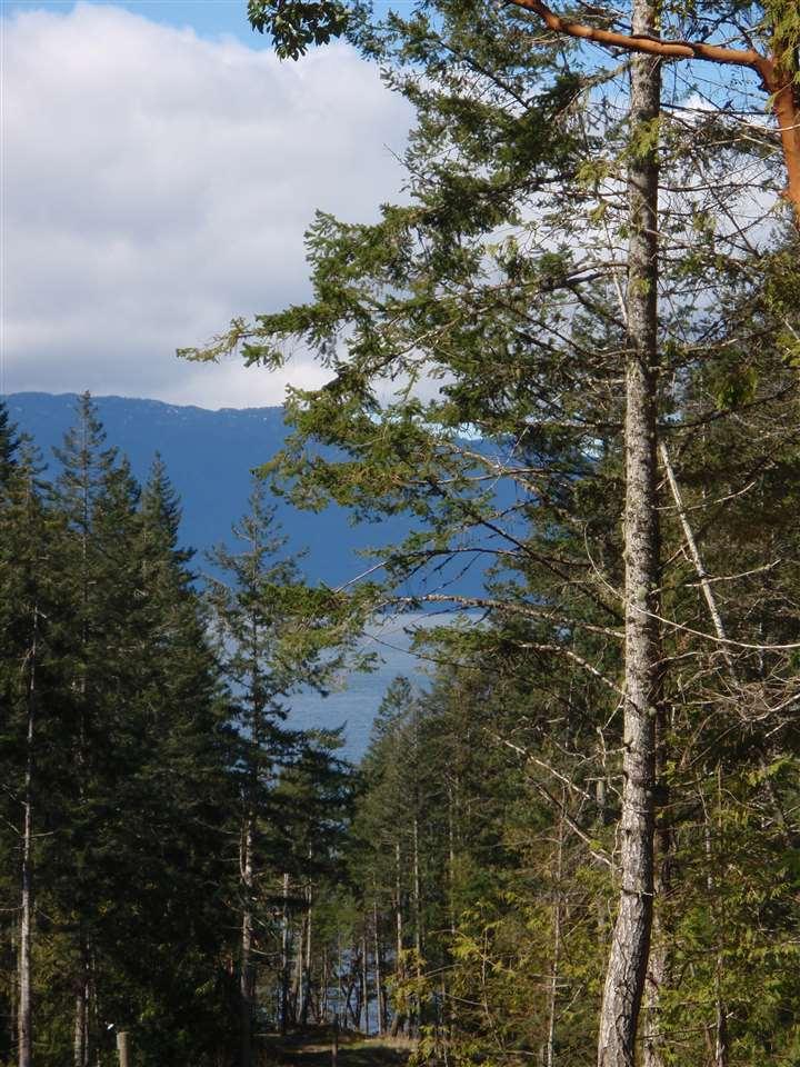 Vacant Land at Lot A SUNSHINE COAST HIGHWAY, Unit Lot A, Sunshine Coast, British Columbia. Image 6