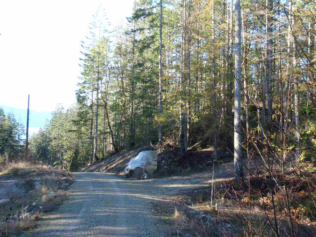 Vacant Land at Lot A SUNSHINE COAST HIGHWAY, Unit Lot A, Sunshine Coast, British Columbia. Image 9