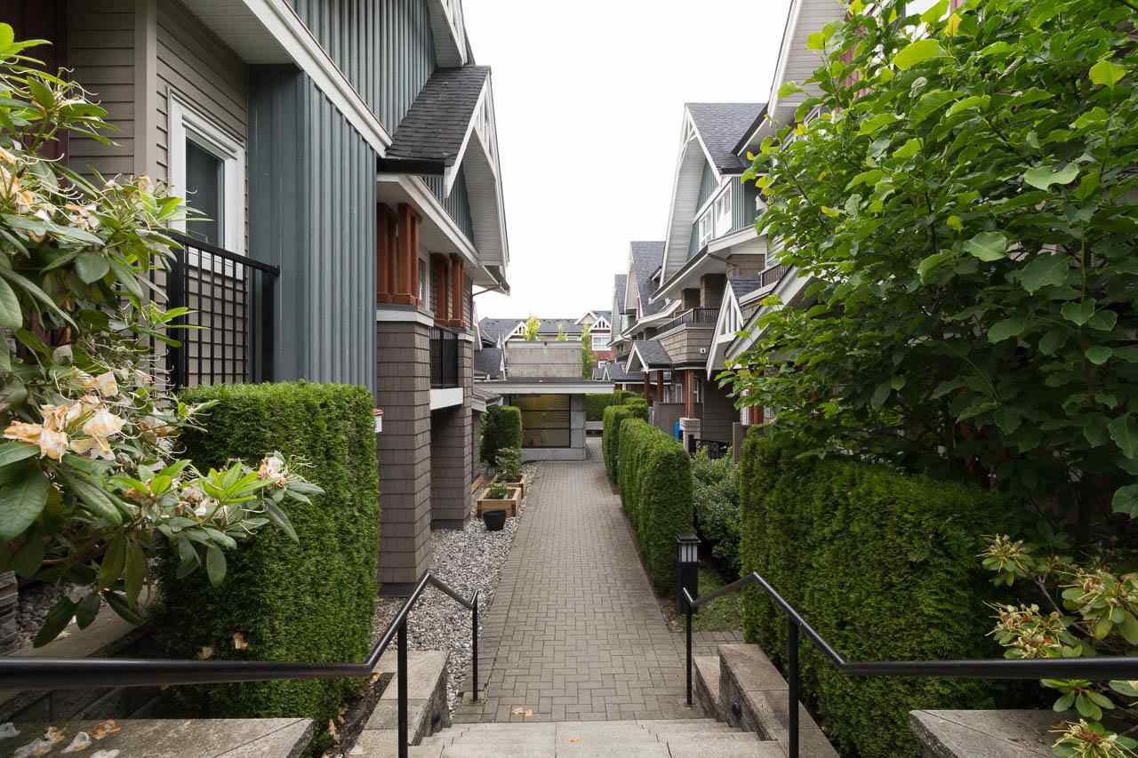 Townhouse at 5 3298 E 54TH AVENUE, Unit 5, Vancouver East, British Columbia. Image 12
