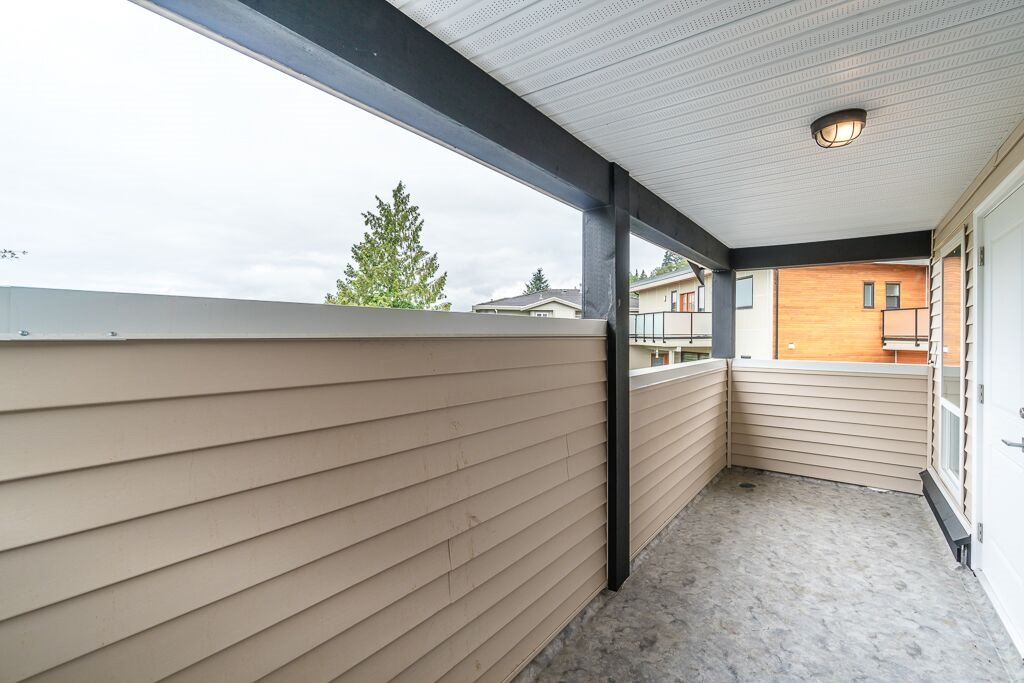Half-duplex at 7417 WILLARD STREET, Burnaby South, British Columbia. Image 19