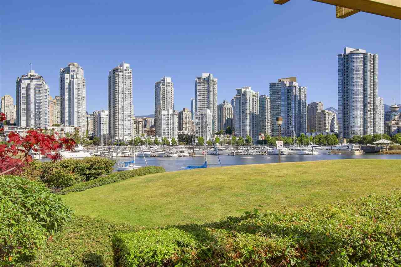 Condo Apartment at 120 525 WHEELHOUSE SQUARE, Unit 120, Vancouver West, British Columbia. Image 1