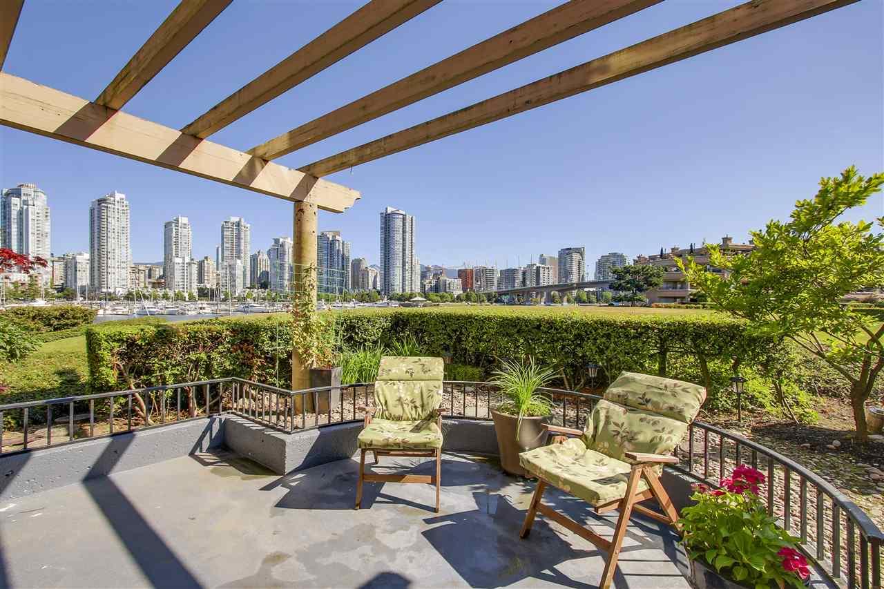 Condo Apartment at 120 525 WHEELHOUSE SQUARE, Unit 120, Vancouver West, British Columbia. Image 3