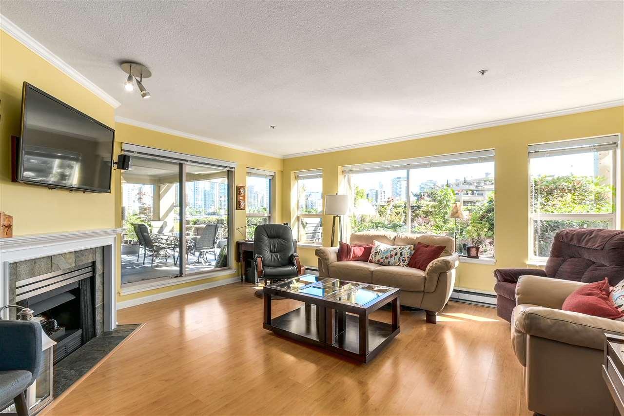 Condo Apartment at 120 525 WHEELHOUSE SQUARE, Unit 120, Vancouver West, British Columbia. Image 5