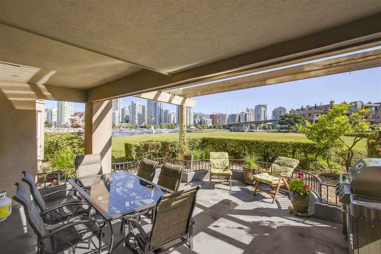 Condo Apartment at 120 525 WHEELHOUSE SQUARE, Unit 120, Vancouver West, British Columbia. Image 19