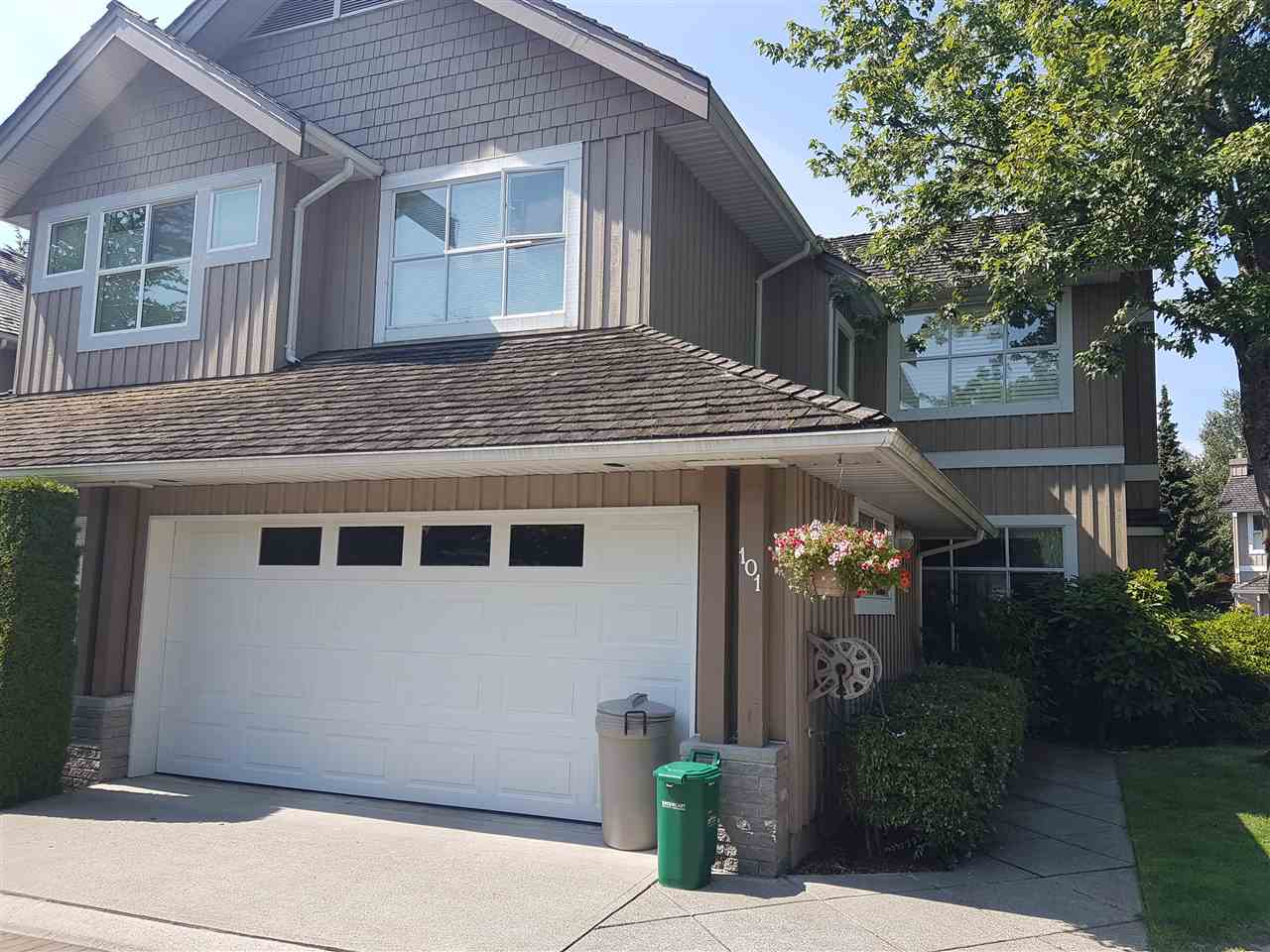 Townhouse at 101 3555 WESTMINSTER HIGHWAY, Unit 101, Richmond, British Columbia. Image 1