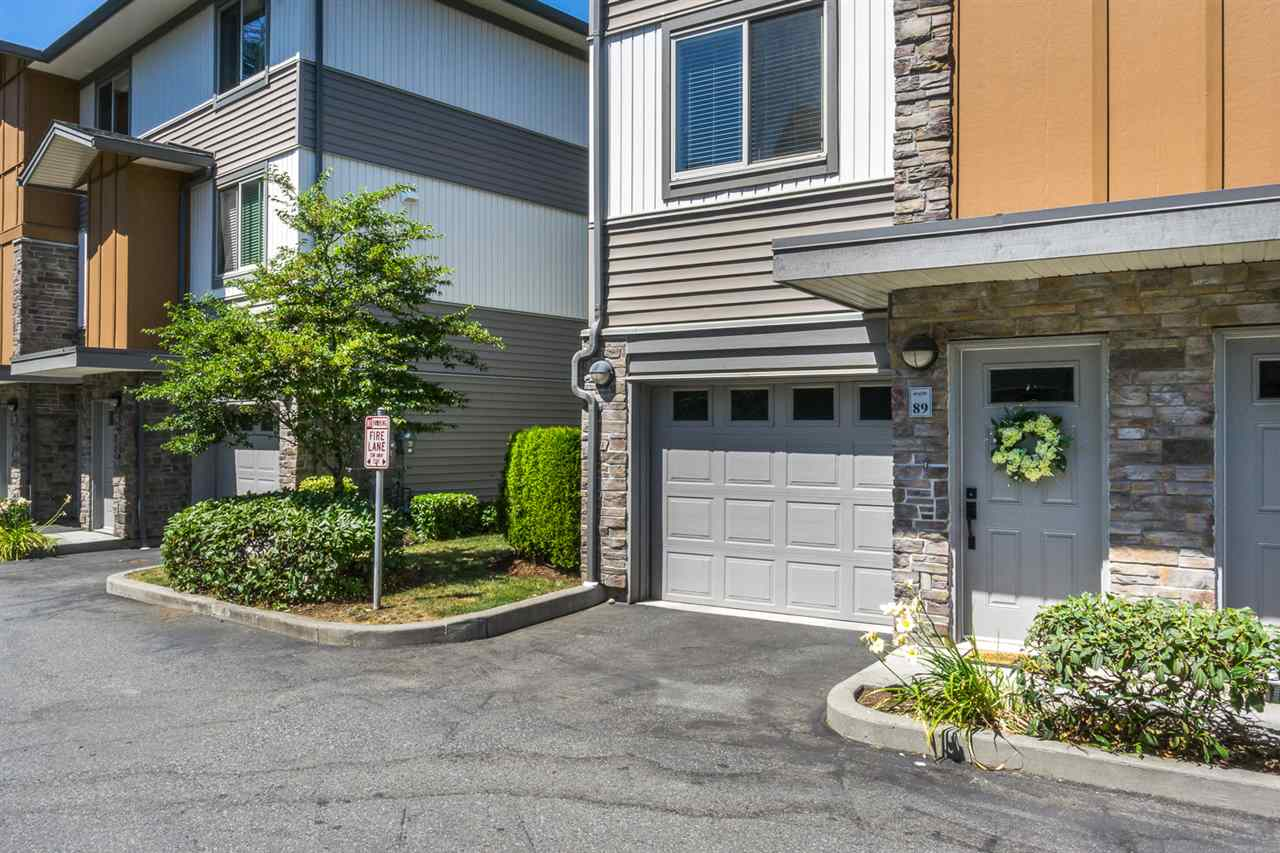 Townhouse at 89 34248 KING ROAD, Unit 89, Abbotsford, British Columbia. Image 2