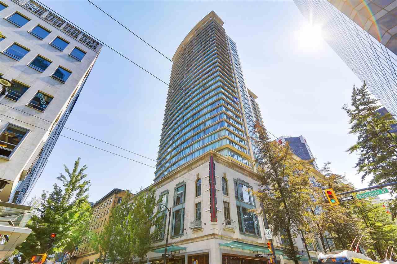 Condo Apartment at 3210 610 GRANVILLE STREET, Unit 3210, Vancouver West, British Columbia. Image 1
