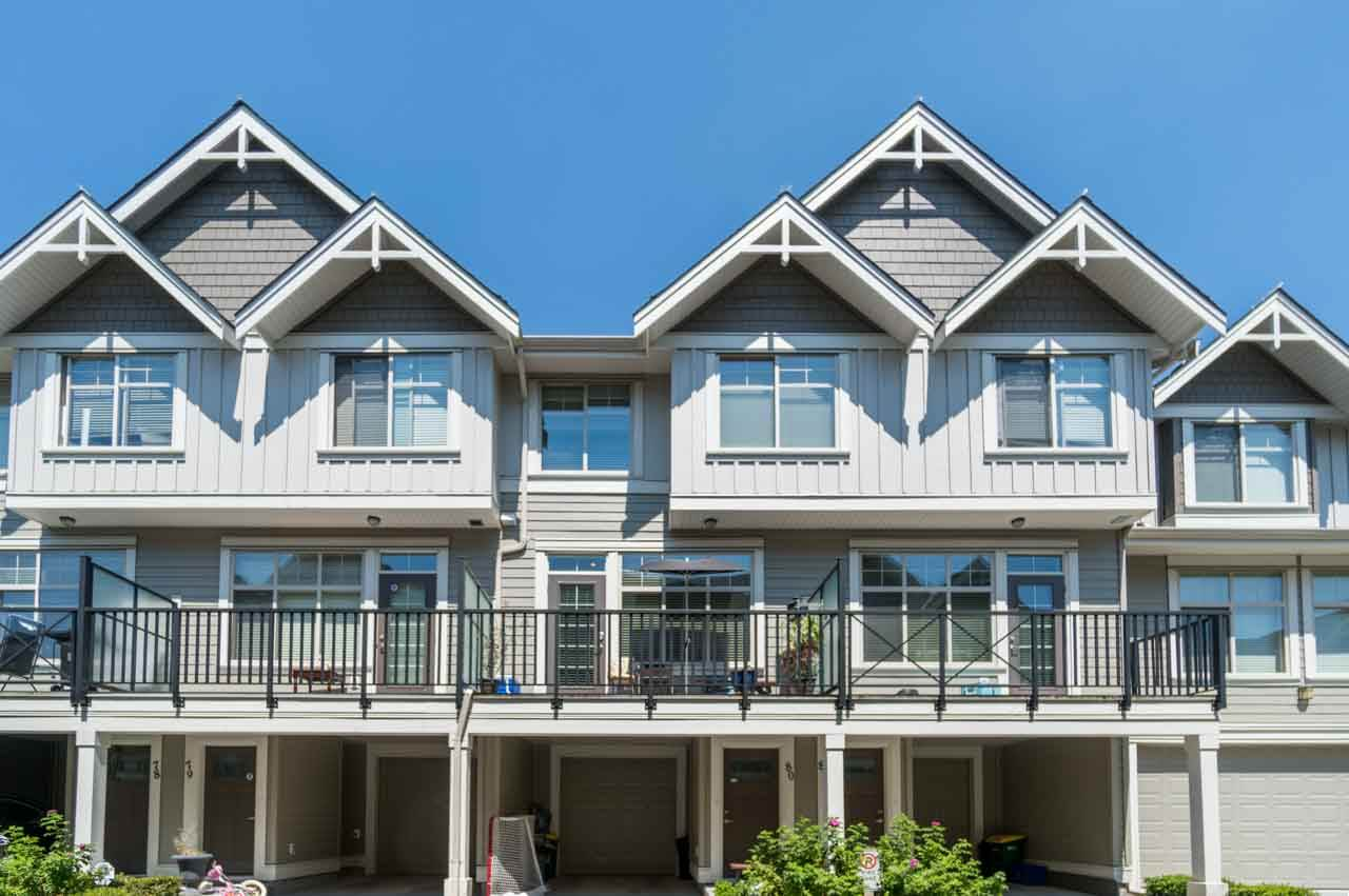 Townhouse at 80 19525 73 AVENUE, Unit 80, Cloverdale, British Columbia. Image 1