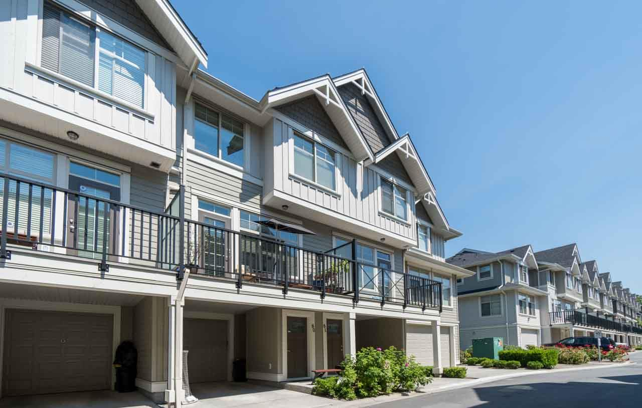 Townhouse at 80 19525 73 AVENUE, Unit 80, Cloverdale, British Columbia. Image 2