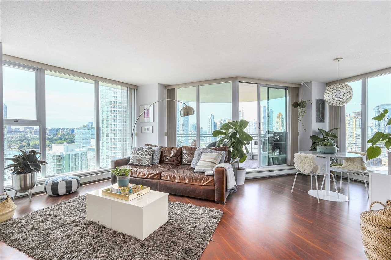 Condo Apartment at 2203 1009 EXPO BOULEVARD, Unit 2203, Vancouver West, British Columbia. Image 1