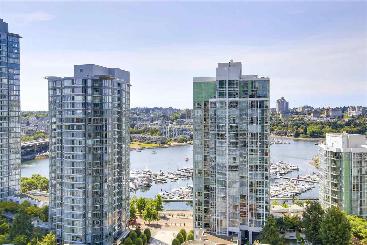 Condo Apartment at 2203 1009 EXPO BOULEVARD, Unit 2203, Vancouver West, British Columbia. Image 3
