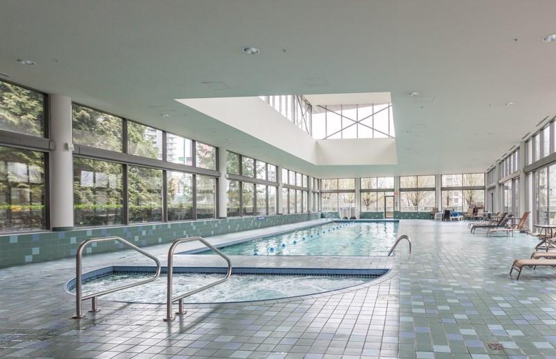 Condo Apartment at 2203 1009 EXPO BOULEVARD, Unit 2203, Vancouver West, British Columbia. Image 16