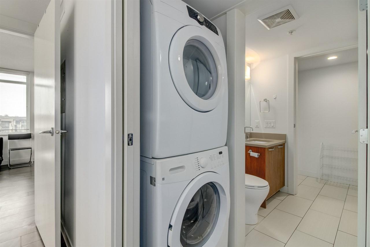 Condo Apartment at 709 6888 COONEY ROAD, Unit 709, Richmond, British Columbia. Image 7
