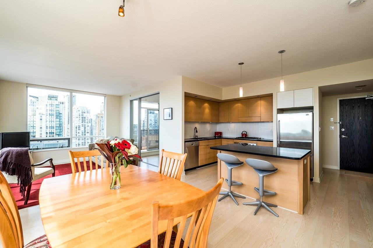 Condo Apartment at 2102 1055 HOMER STREET, Unit 2102, Vancouver West, British Columbia. Image 3