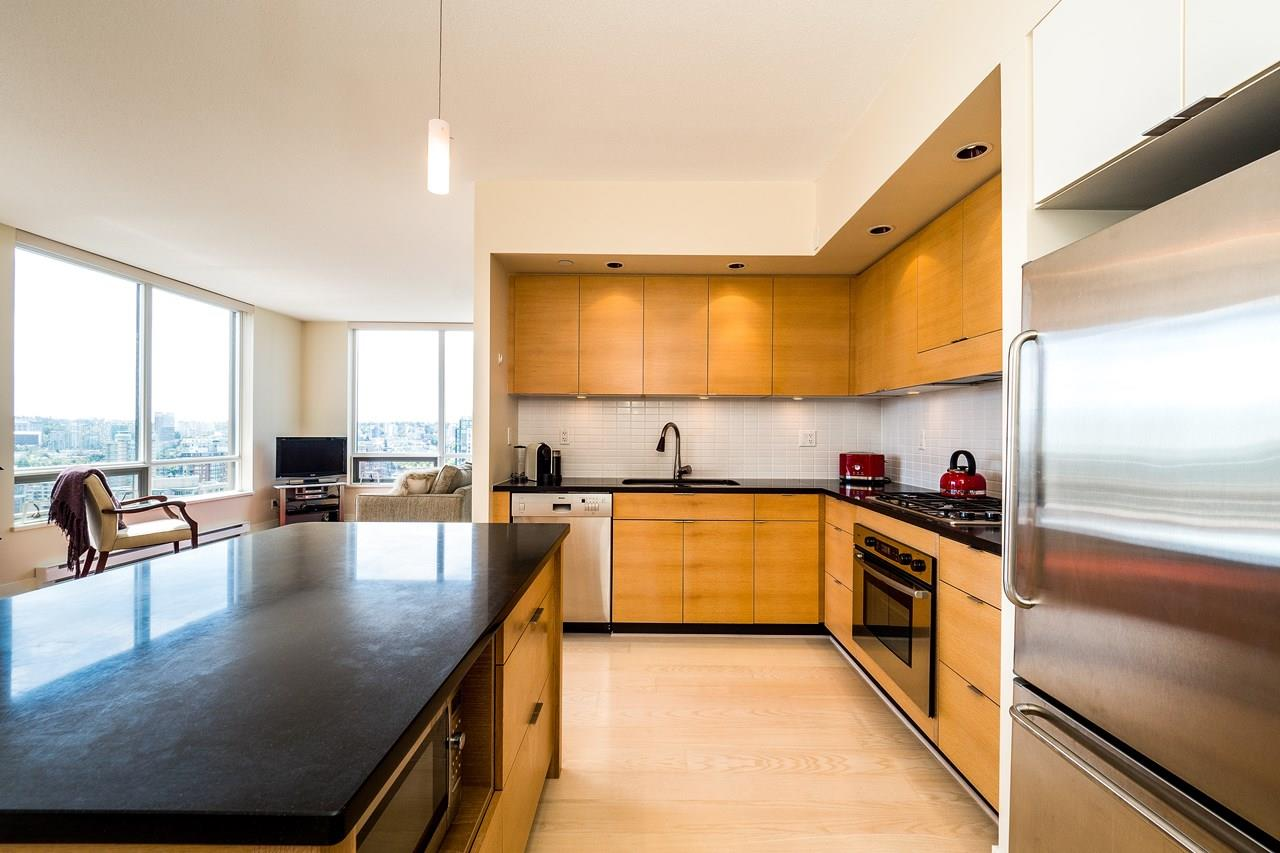 Condo Apartment at 2102 1055 HOMER STREET, Unit 2102, Vancouver West, British Columbia. Image 7
