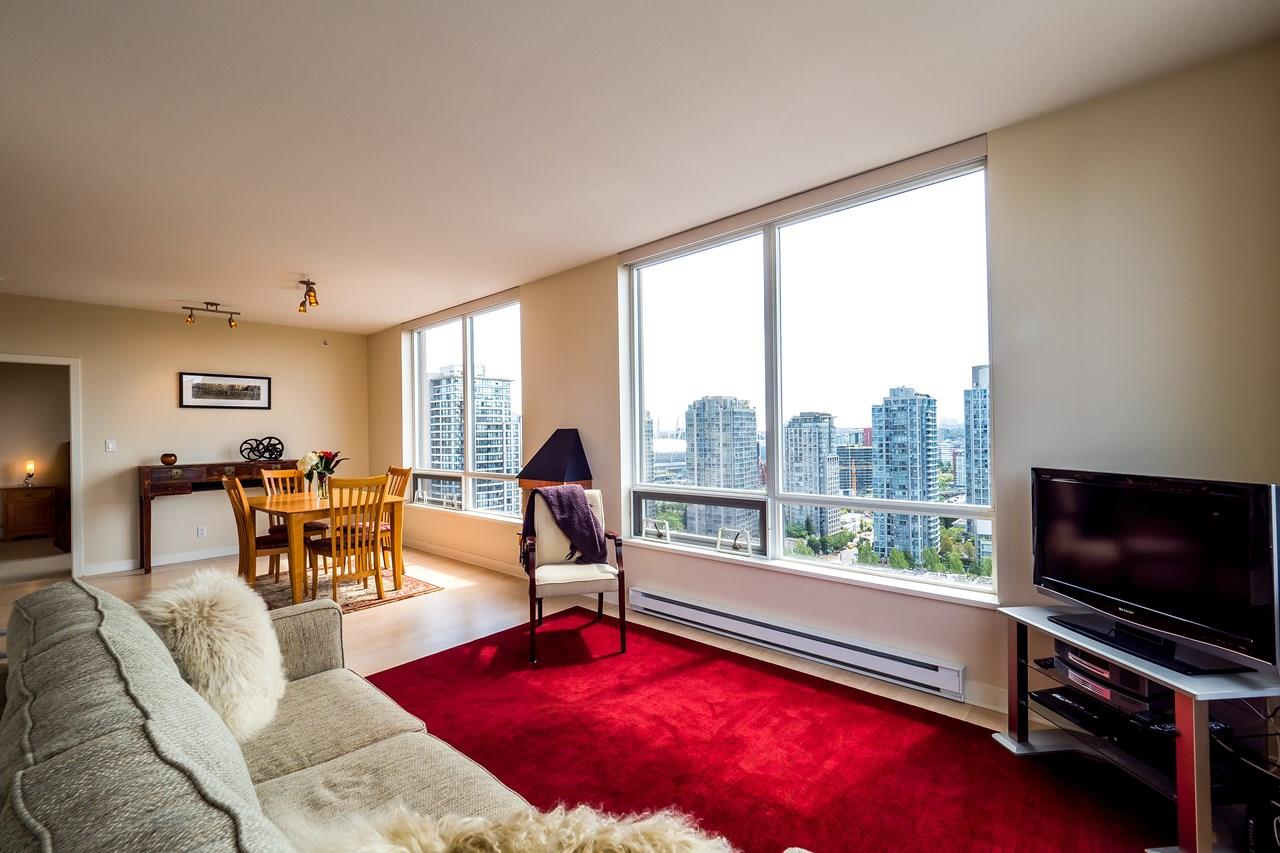 Condo Apartment at 2102 1055 HOMER STREET, Unit 2102, Vancouver West, British Columbia. Image 10