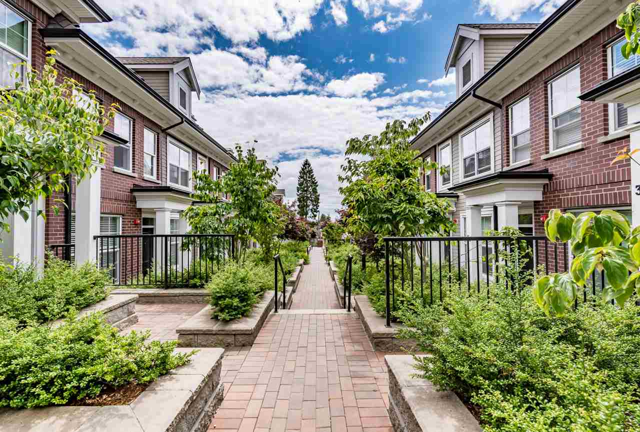 Townhouse at 46 7458 BRITTON STREET, Unit 46, Burnaby East, British Columbia. Image 2