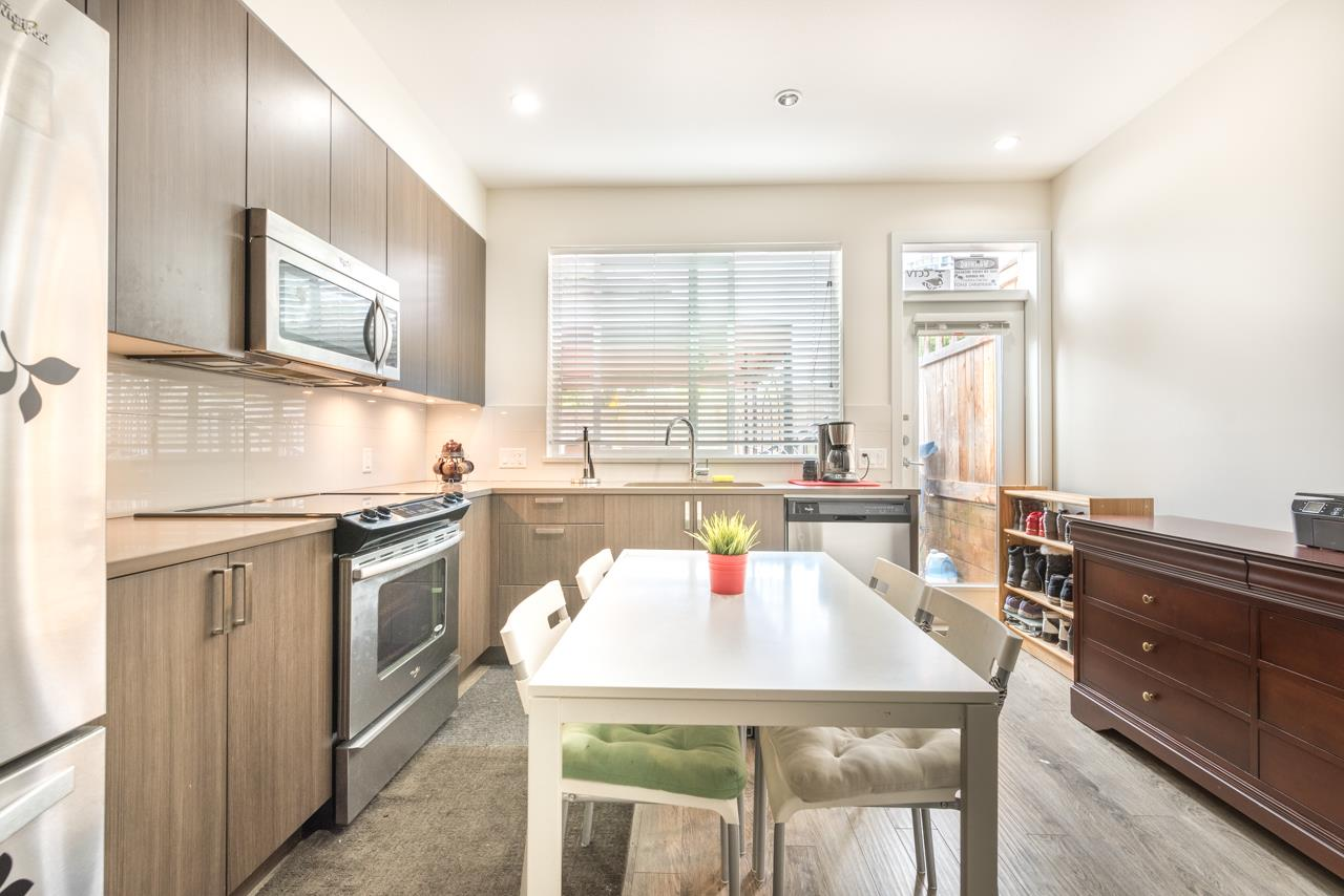 Townhouse at 46 7458 BRITTON STREET, Unit 46, Burnaby East, British Columbia. Image 3