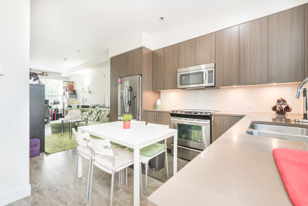 Townhouse at 46 7458 BRITTON STREET, Unit 46, Burnaby East, British Columbia. Image 4