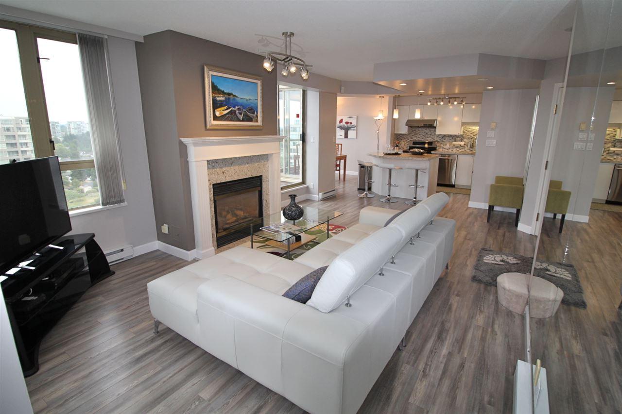 Condo Apartment at 1503 6191 BUSWELL STREET, Unit 1503, Richmond, British Columbia. Image 1