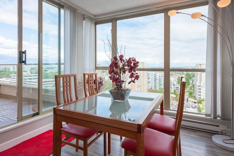 Condo Apartment at 1503 6191 BUSWELL STREET, Unit 1503, Richmond, British Columbia. Image 3