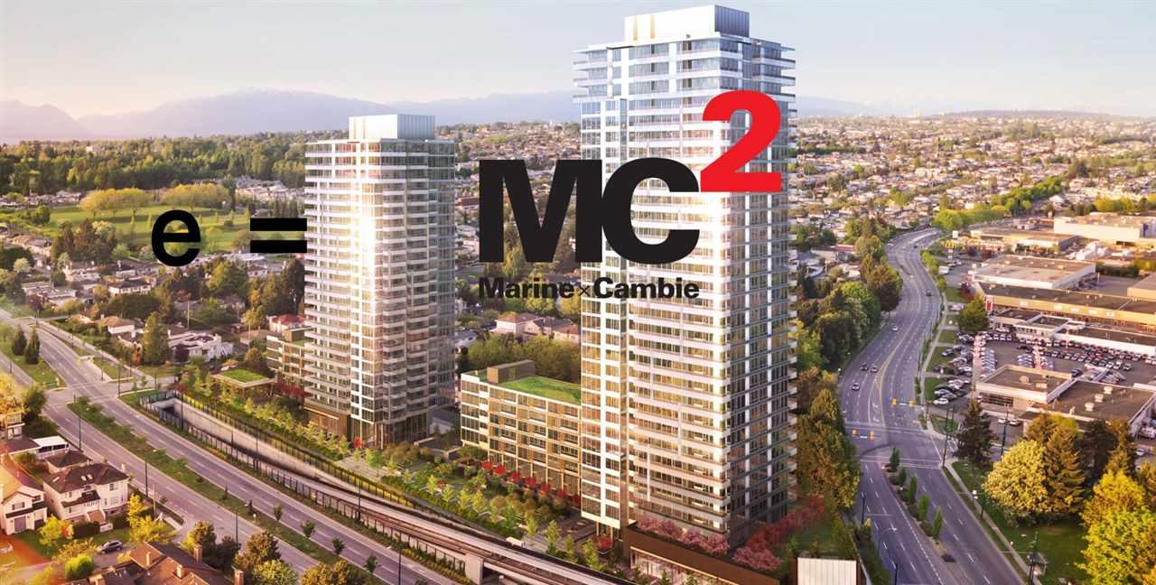 Condo Apartment at 1001 8131 NUNAVUT LANE, Unit 1001, Vancouver West, British Columbia. Image 1