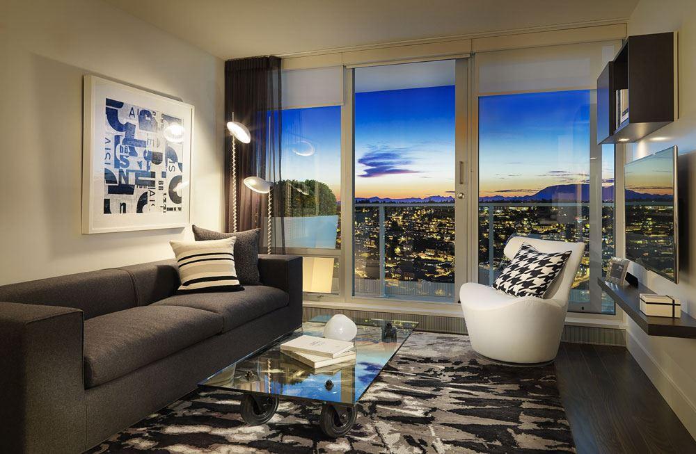 Condo Apartment at 1001 8131 NUNAVUT LANE, Unit 1001, Vancouver West, British Columbia. Image 3