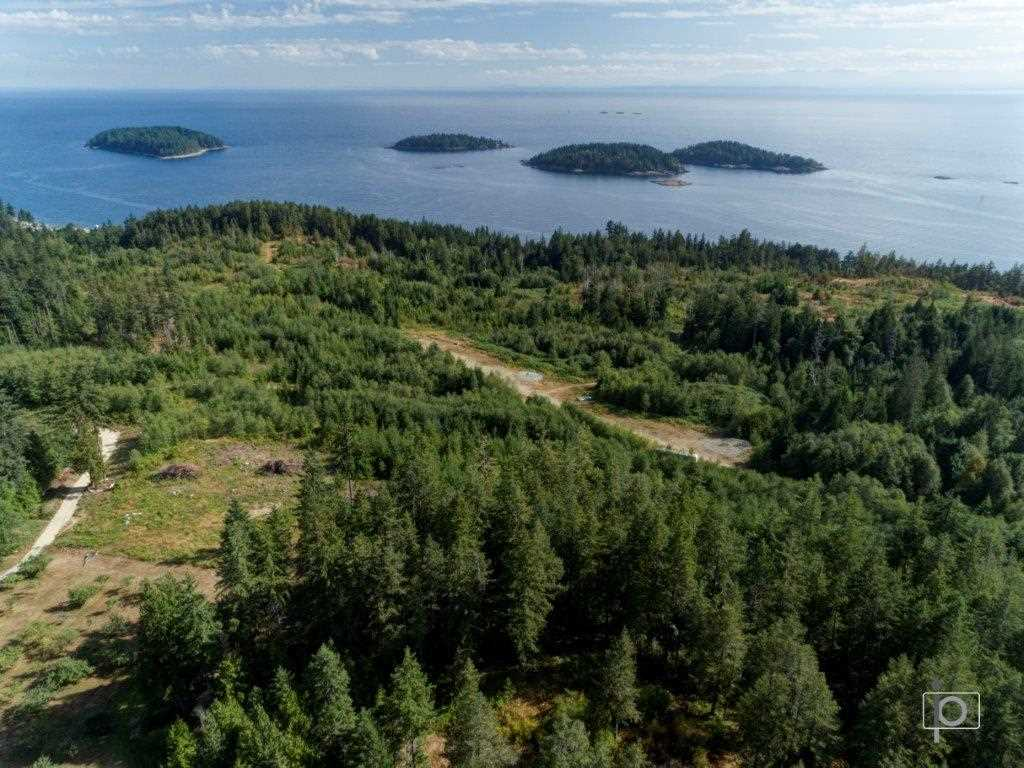 Vacant Land at Lot B ACORN ROAD, Sunshine Coast, British Columbia. Image 1
