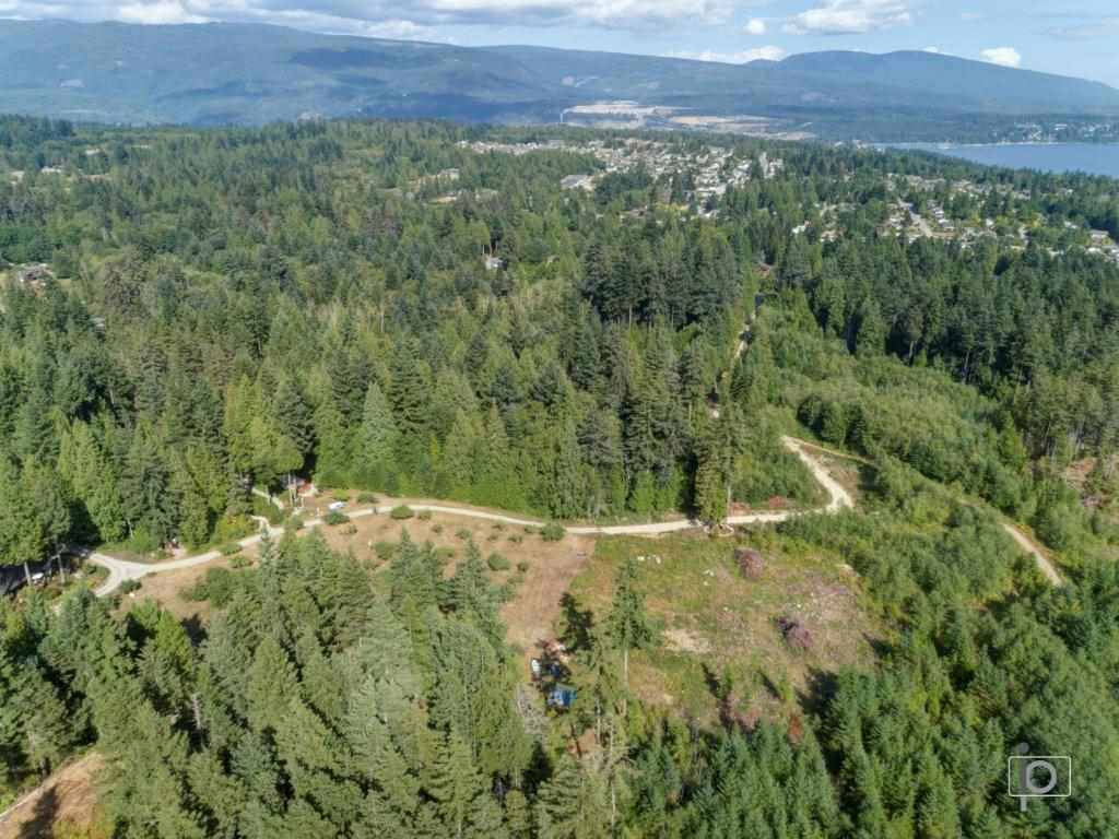 Vacant Land at Lot B ACORN ROAD, Sunshine Coast, British Columbia. Image 3
