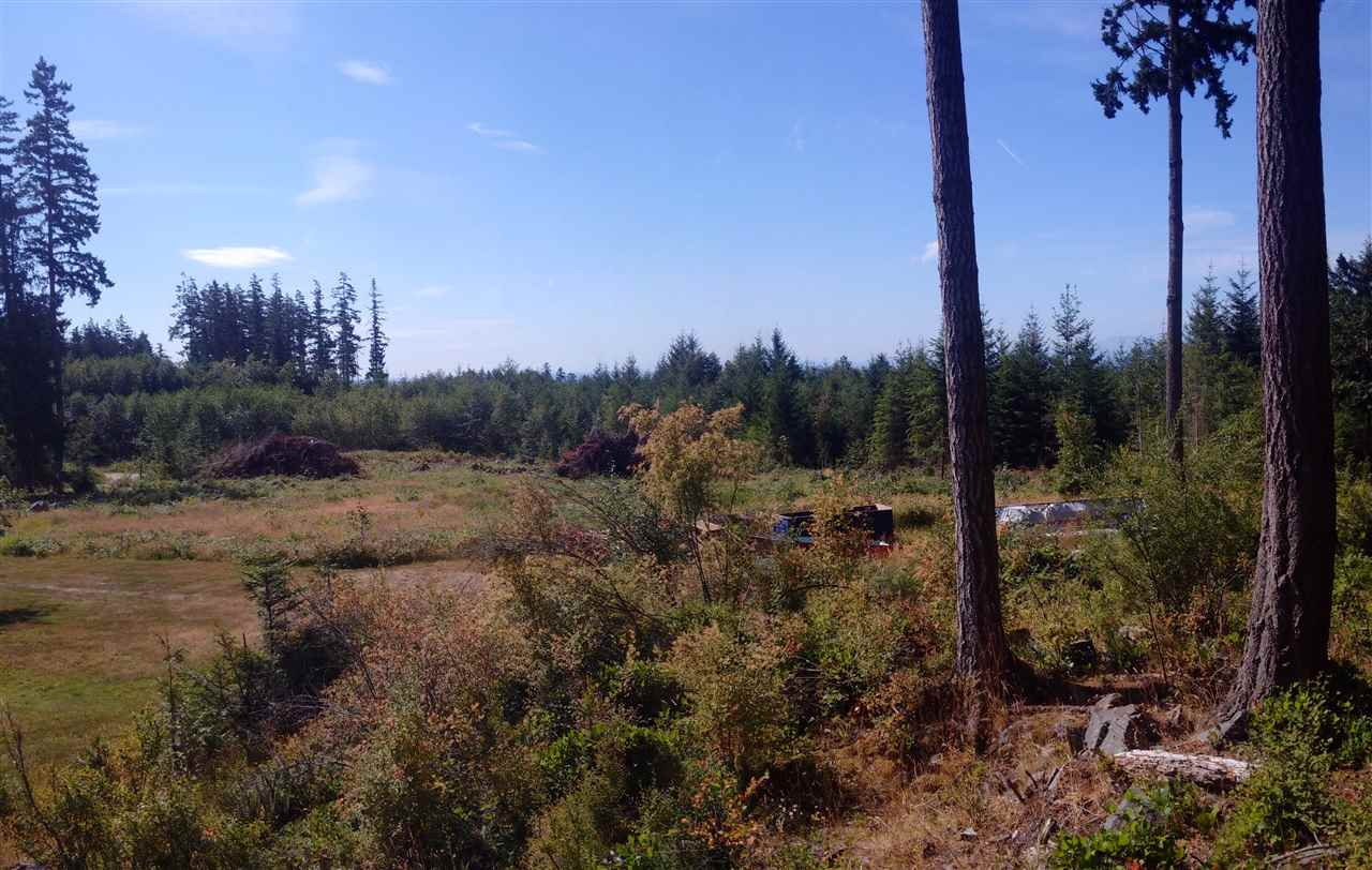 Vacant Land at Lot B ACORN ROAD, Sunshine Coast, British Columbia. Image 5