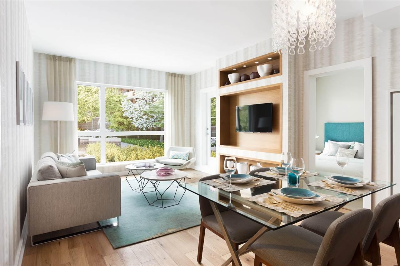 Condo Apartment at 201 7008 RIVER PARKWAY, Unit 201, Richmond, British Columbia. Image 4