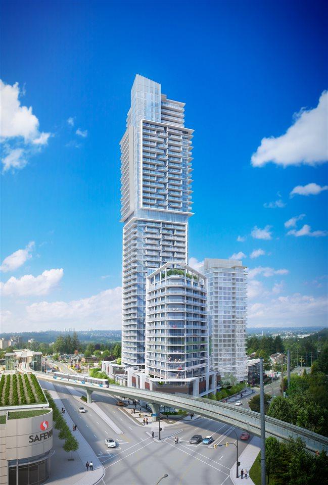Condo Apartment at 4501 567 CLARKE ROAD, Unit 4501, Coquitlam, British Columbia. Image 1