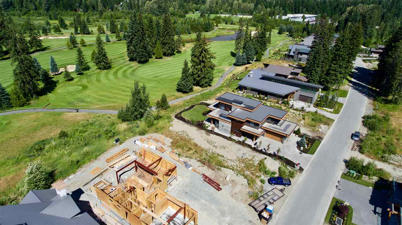 Vacant Land at 8052 CYPRESS PLACE, Whistler, British Columbia. Image 2