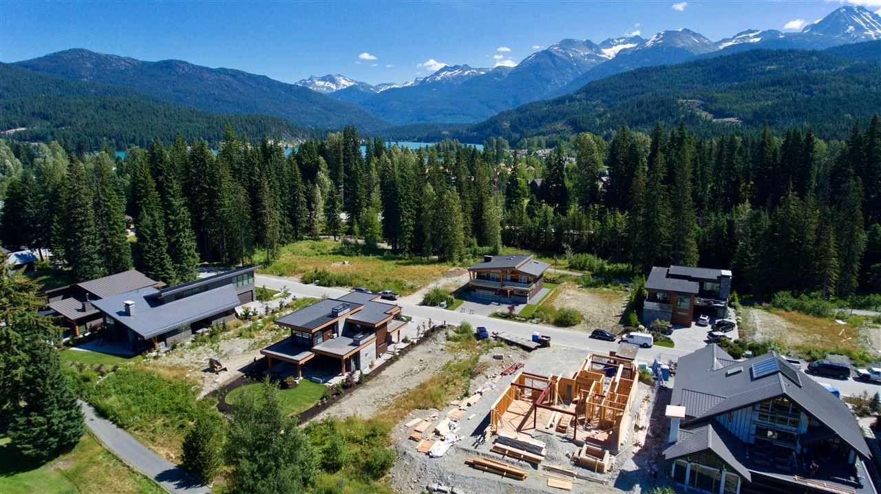 Vacant Land at 8052 CYPRESS PLACE, Whistler, British Columbia. Image 3
