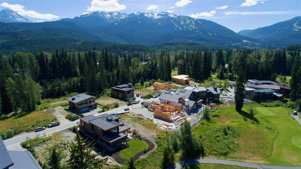 Vacant Land at 8052 CYPRESS PLACE, Whistler, British Columbia. Image 4
