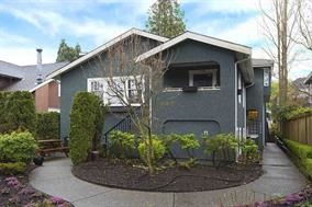 Townhouse at 1818 W 13TH AVENUE, Vancouver West, British Columbia. Image 1