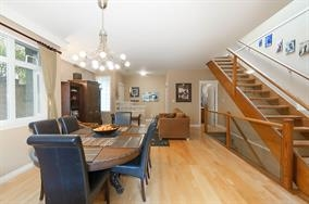 Townhouse at 1818 W 13TH AVENUE, Vancouver West, British Columbia. Image 2