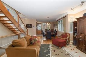 Townhouse at 1818 W 13TH AVENUE, Vancouver West, British Columbia. Image 4