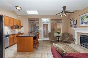 Townhouse at 1818 W 13TH AVENUE, Vancouver West, British Columbia. Image 7