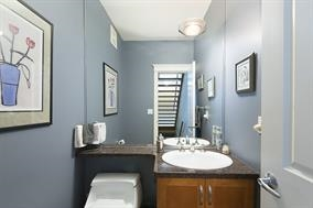Townhouse at 1818 W 13TH AVENUE, Vancouver West, British Columbia. Image 16