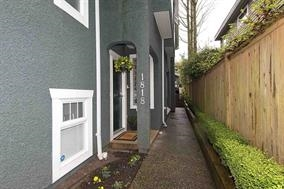 Townhouse at 1818 W 13TH AVENUE, Vancouver West, British Columbia. Image 19