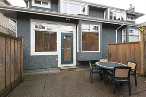 Townhouse at 1818 W 13TH AVENUE, Vancouver West, British Columbia. Image 20