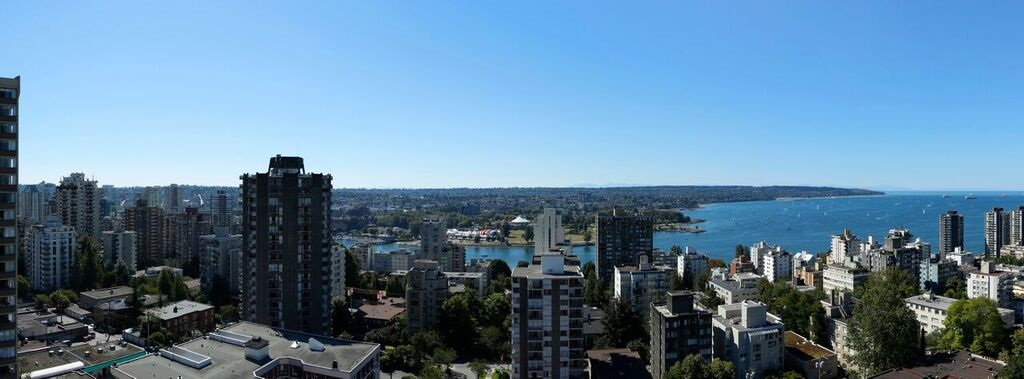 Condo Apartment at 1901 1171 JERVIS STREET, Unit 1901, Vancouver West, British Columbia. Image 1