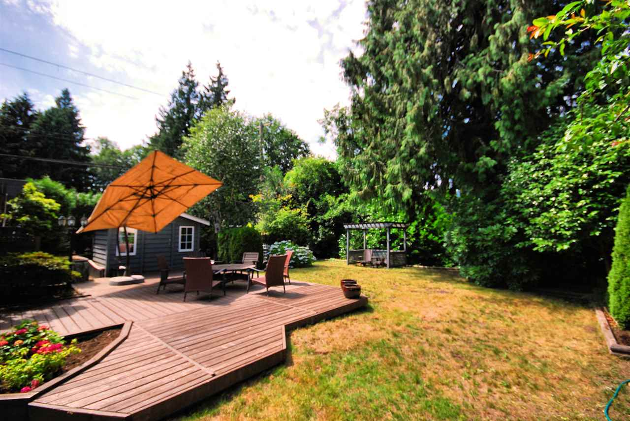 Detached at 3404 EDGEMONT BOULEVARD, North Vancouver, British Columbia. Image 4