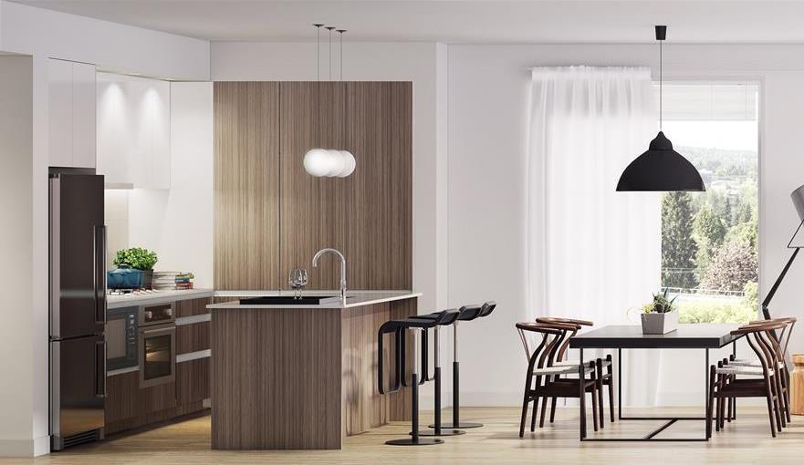 Condo Apartment at 512 516 FOSTER AVENUE, Unit 512, Coquitlam, British Columbia. Image 2